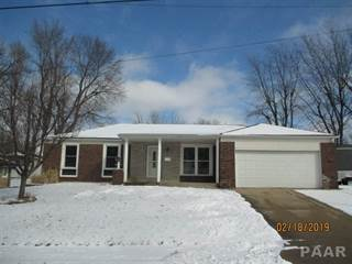 Single Family for sale in 2419 WILLOW Street, Pekin, IL, 61554