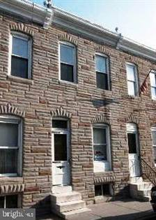 Residential Property for sale in 3412 NOBLE STREET, Baltimore City, MD, 21224