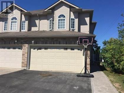 Single Family for rent in 185 SNOWDROP Crescent, Kitchener, Ontario, N2E4G9