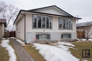Single Family for sale in 423 Lindsay ST, Winnipeg, Manitoba, R3N1H4