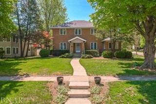 Single Family for sale in 1101 Elmwood, Bloomington, IL, 61701