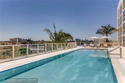 Residential Property for rent in 401 Birch Rd 812, Fort Lauderdale, FL, 33304