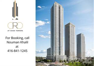 Condo for sale in Elm Drive & Hurontario Steet, Mississauga, Ontario