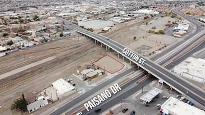 Lots And Land for sale in TBD PAISANO Drive, El Paso, TX, 79901