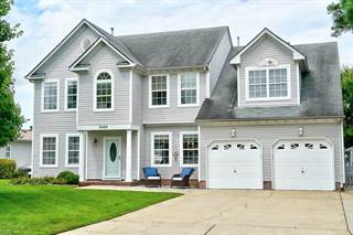 Single Family for sale in 2460 Kerr Drive, Virginia Beach, VA, 23454