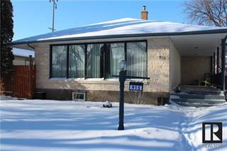 Single Family for sale in 915 Campbell ST, Winnipeg, Manitoba, R3N1C8