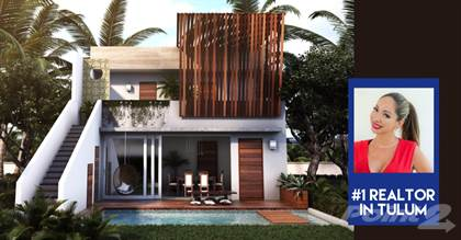 Residential Property for sale in Beautiful and luxurious houses in Tulum, Asana Leaf, Tulum, Quintana Roo