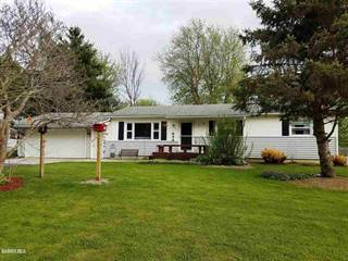 Single Family for sale in 313 Bradmar, Pearl City, IL, 61062