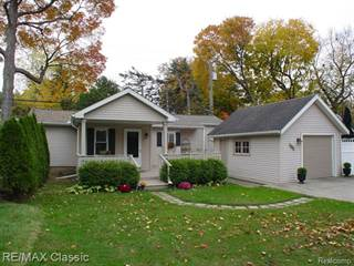 Single Family for sale in 644 BLUNK Street, Plymouth, MI, 48170
