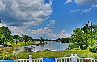 Residential for sale in Saint Mary's County Custom Waterfront Cape Cod!  BREATHTAKING!, Abell, MD, 20606