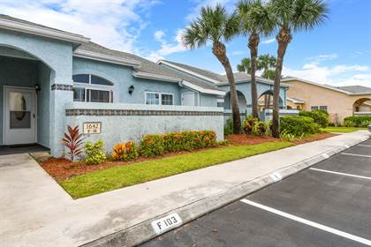 Residential Property for sale in 1642 SE Green Acres Circle F103, Port St. Lucie, FL, 34952