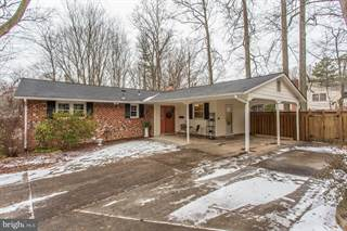 Single Family for sale in 10307 NANTUCKET COURT, Fairfax, VA, 22032