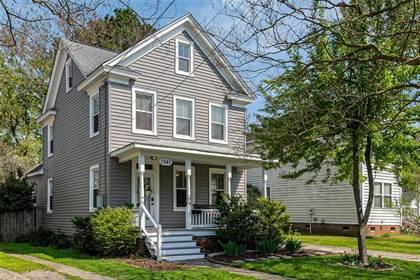 Residential Property for sale in 1341 Jackson Avenue, Chesapeake, VA, 23324
