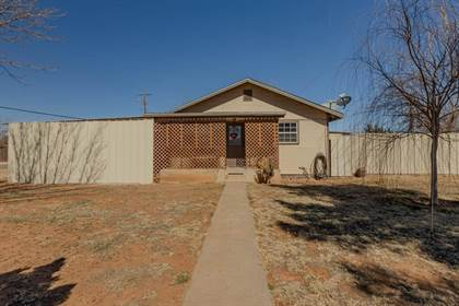 Residential Property for sale in 501 E 21st St, Crane, TX, 79731