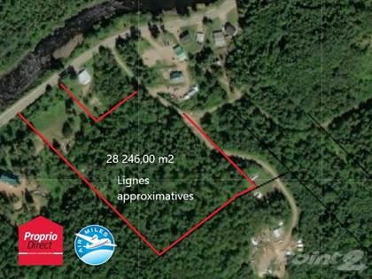 Lots And Land for sale in 1626A Rg du Sud-Est, La Bostonnais, Quebec, G9X0A7
