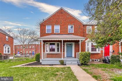 Residential Property for sale in 5722 MAPLEHILL ROAD, Baltimore City, MD, 21239