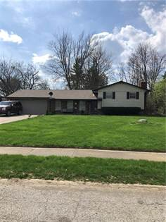 Residential for sale in 5352 Daniel Drive, Indianapolis, IN, 46226