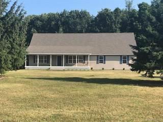 Single Family for sale in 5731 PRESTON Road, Howell, MI, 48855
