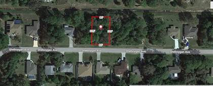Lots And Land for sale in SHEBOYGAN AVENUE, North Port, FL, 34286