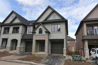 Townhouse for sale in 52 SONOMA VALLEY Cresent, Hamilton, Ontario