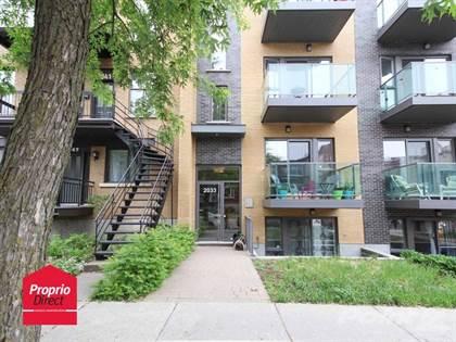 Condominium for sale in 2033 Rue Leclaire, Montreal, Quebec