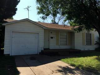 Single Family for sale in 1801 Barrow Street, Abilene, TX, 79605