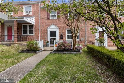 Residential for sale in 3813 REXMERE RD, Baltimore City, MD, 21218