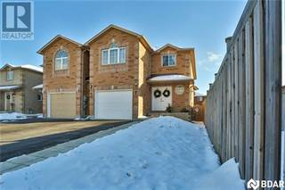 Single Family for sale in 49 MONARCHY Street, Barrie, Ontario