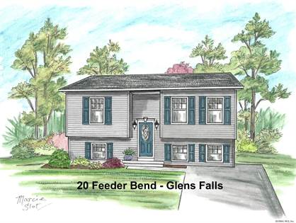 Residential Property for sale in 20 FEEDER BEND, Glens Falls, NY, 12801