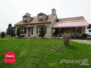 Farm And Agriculture for sale in 4480 Ch. Ste-Thérèse, Carignan, Quebec, J3L4A7