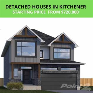 Residential Property for sale in Detached houses in Kitchener, Kitchener, Ontario