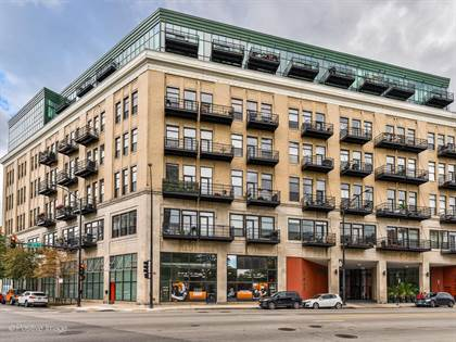 Residential Property for sale in 1645 West Ogden Avenue 334, Chicago, IL, 60612