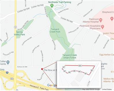 Lots And Land for sale in 0 Walthall Court NW, Atlanta, GA, 30318