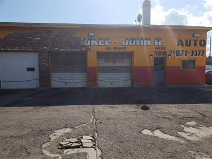 Commercial for sale in 104 E Milwaukee, Detroit, MI, 48202
