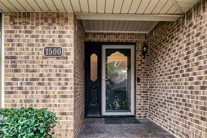 Residential Property for sale in 1500 Scots Wood Drive, Arlington, TX, 76015