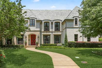 Residential Property for sale in 8306 Catawba Road, Dallas, TX, 75209