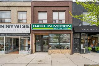 Comm/Ind for sale in 1370 Danforth Ave, Toronto, Ontario, M4J1M9