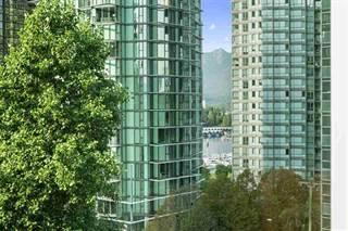 Single Family for sale in 1288 W GEORGIA STREET 601, Vancouver, British Columbia, V6E4R3