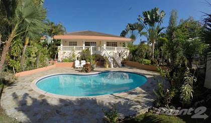Residential Property for sale in Three Bedroom Villa Plus Separate Cottage in Renown Community, Sosua, Puerto Plata