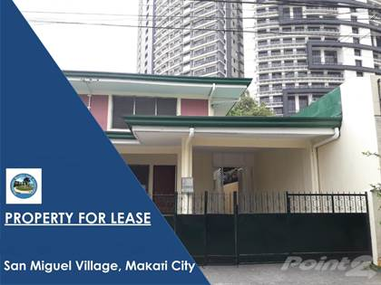 Residential Property for rent in San Miguel Village, Makati City, National Capital Region, Makati, Metro Manila
