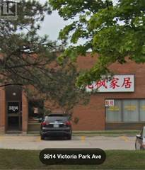 Comm/Ind for sale in 3814 VICTORIA PARK AVE, Toronto, Ontario, M2H3H7
