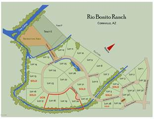 Land for sale in 430 S BONITO RANCH Loop, Cornville, AZ, 86325