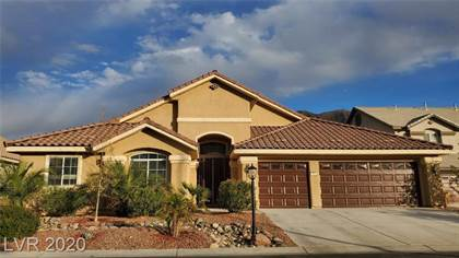 Residential Property for sale in 1472 Midnight Cowboy Court, Las Vegas, NV, 89110