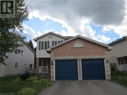 Single Family for rent in 808 GUILDWOOD Boulevard, London, Ontario, N6H5G2