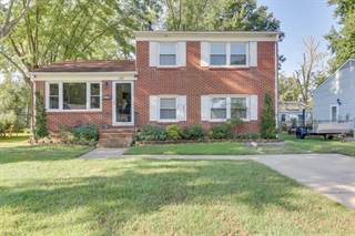 Single Family for sale in 110 Valirey Drive, Hampton, VA, 23669