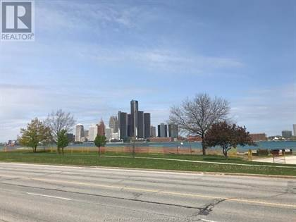 Vacant Land for sale in 849 RIVERSIDE DRIVE East, Windsor, Ontario, N9A2T4