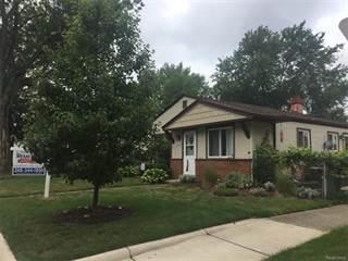 Single Family for sale in 28010 LONG Street, Livonia, MI, 48152