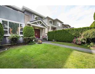 Single Family for sale in 8567 CORNISH STREET, Vancouver, British Columbia, V6P5B7