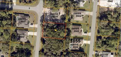 Lots And Land for sale in Lot 15 HALLADAY STREET, North Port, FL, 34287