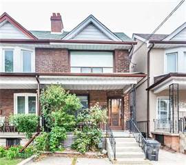Residential Property for sale in 241 Symington Avenue, Toronto, Ontario, M6P 3W5